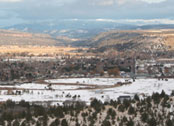Prineville in winter