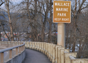 Wallace Marine bridge (photo credit: Kim Courtright)