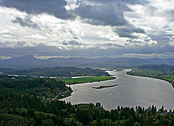 Young's Bay from the Astoria Column