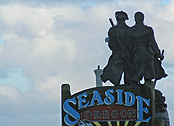 welcome to Seaside, Oregon
