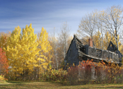 Fall barn (photo credit: istock.com)