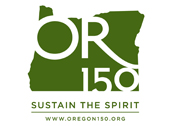 Oregon 150 logo