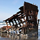 Peter Iredale shipwreck (Neil Howard)