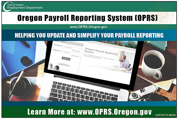 State of Oregon: Employment Department - Home