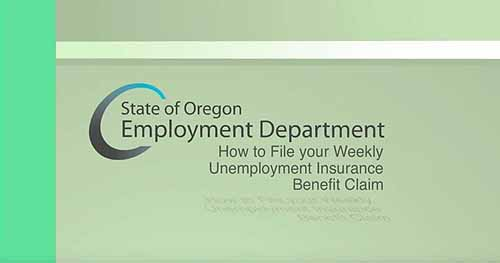 Click to play the video for How to File Your Weekly Unemployment Claim