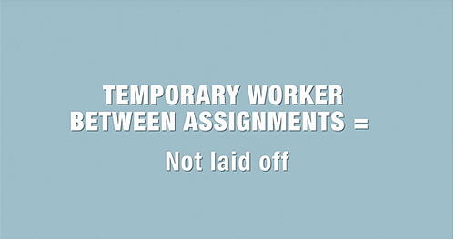 Click to play the video for What is a Temporary Layoff