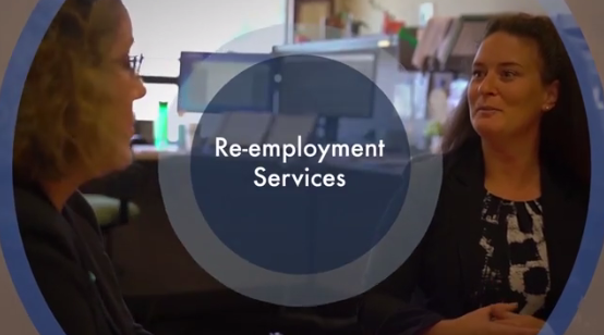Click to play the video for Trade Act: Re-employment Services