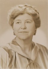 Photograph of Eleanor Stephens