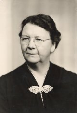 Photograph of Harriet Long