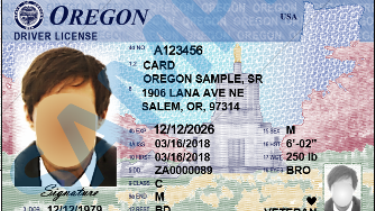 License and ID Home Page