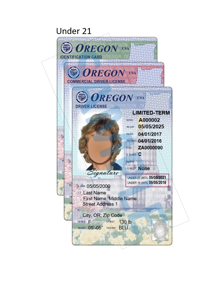 what does end mean on drivers license