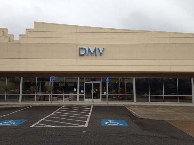 oregon dept of motor vehicles