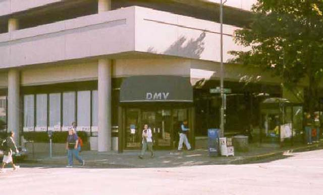 oregon department of transportation dmv offices