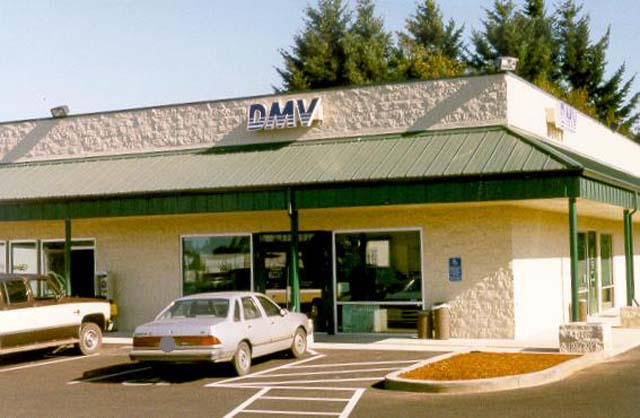 Oregon Department of Transportation : DMV Offices - Sandy : Oregon