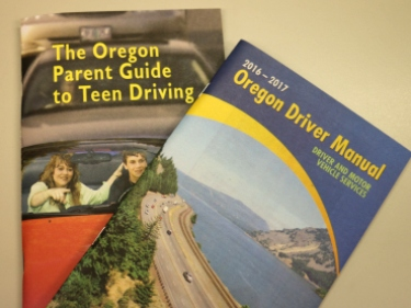 oregon department of transportation dmv teen drivers teen rh oregon gov drivers manual 2016 oregon drivers manual oregon 2017