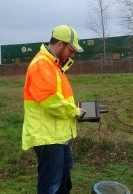 Tablets allow construction inspectors to improve efficiency while onsite.
