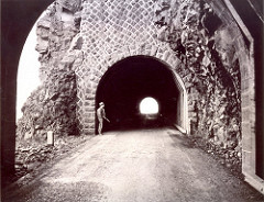 Mosier Twin Tunnel