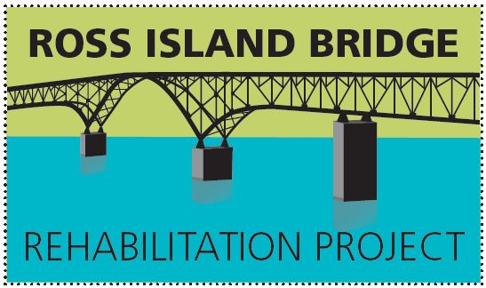 Ross Island Bridge Project Logo