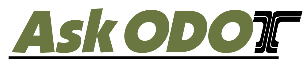 Ask ODOT logo