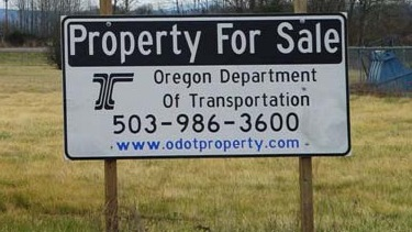 ODOT Property Sales Program