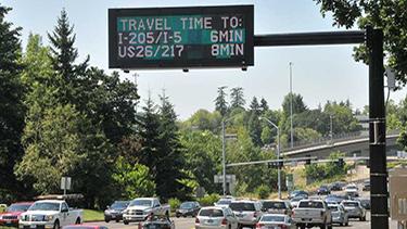 Oregon Department of Transportation : Portland Area Summer