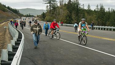 Oregon Department of Transportation : Transportation Safety : Safety