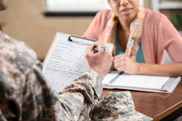 Oregon Department of Veterans' Affairs : Welcome Page