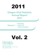 Annual Report Volume 2 2011