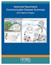2013 Selected Reportable Communicable Disease summary