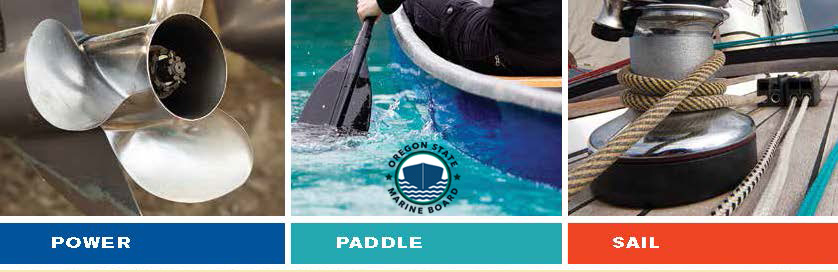 Image cover for Experience Oregon Boating Handbook