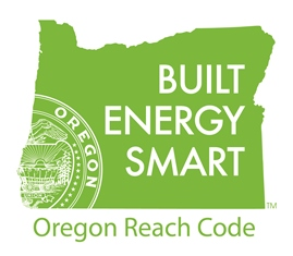 Oregon Reach Code Logo - Built Energy Smart
