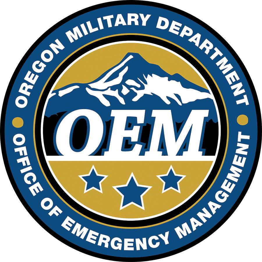 Oregon Office of Emergency Management Logo