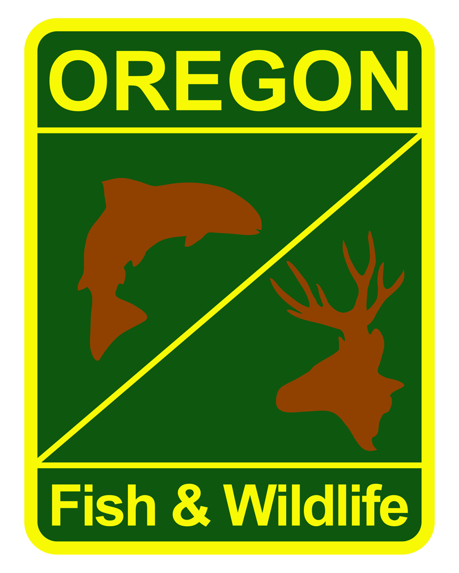 Oregon Department of Fish Wildlife logo
