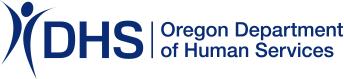 Oregon Department of Human Services logo