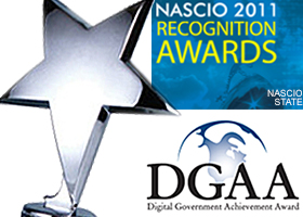 DGAA and NASCIO awards