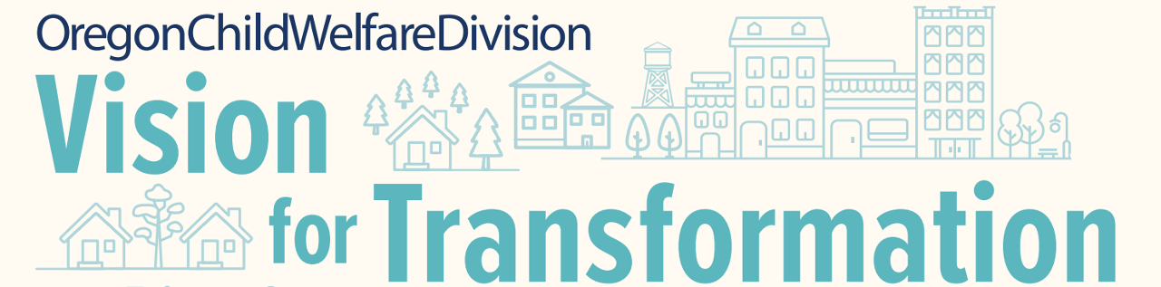 Vision for Transformation title graphic image