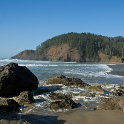Oregon Coast photo