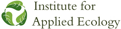 Logo for the Institute of Applied Ecology.png