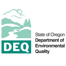 Logo for Oregon Department of Environmental Quality