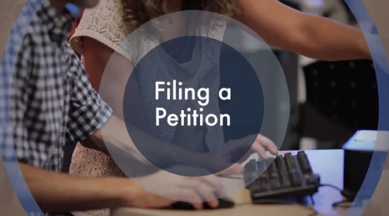 Click to play the video for Trade Act: Filing a Petition