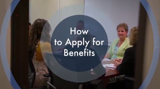 Click to play the video for Trade Act: How to Apply for Benefits