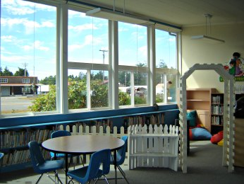 Classroom Windows