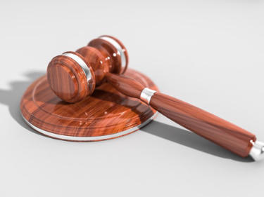 Photo of gavel