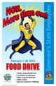 2010 Governor's State Employees Food Drive Poster