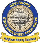 Governor's State Employees Food Drive