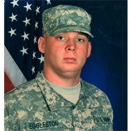 United States Army PFC Cody J. Eggleston
