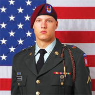 United States Army Private First Class Anthony T. Justesen