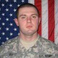 United States Army Private First Class Brice M. Scott