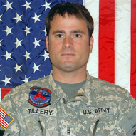 United States Army Chief Warrant Officer Joshua M. Tillery