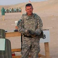 Oregon National Guard Sergeant Earl D. Werner
